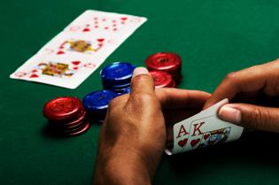 poker bet